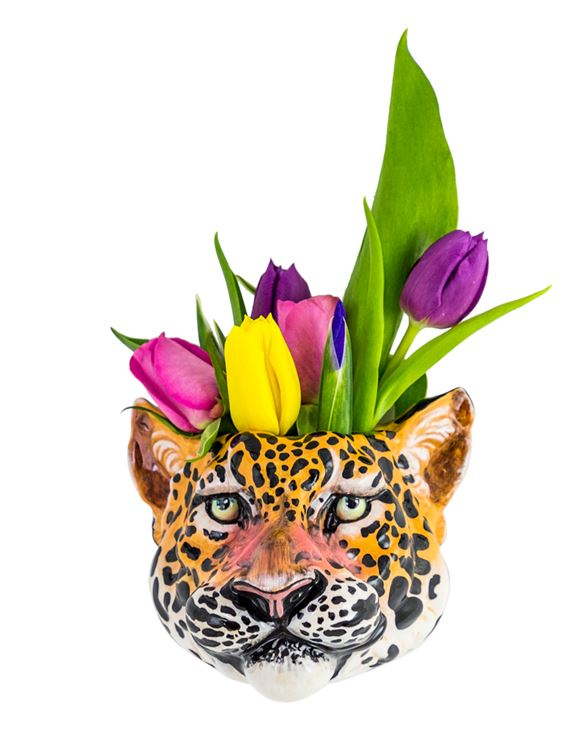 Cheeta flower power